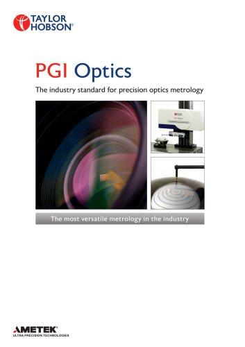 PGI Optics