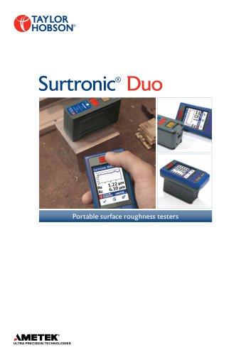 Surtronic Duo