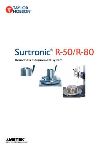 Surtronic R50-R80