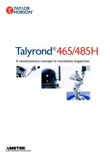 Talyrond 400H Series