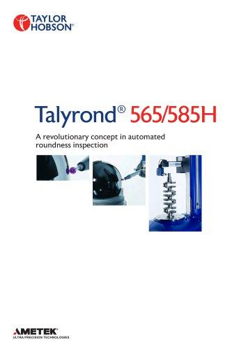 Talyrond 565H Range