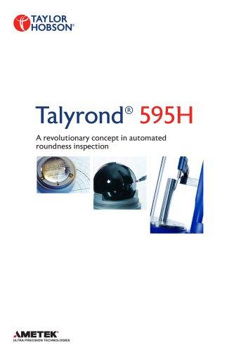 Talyrond 595H Range