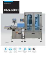 AUTOMATIC C-WRAP LABELLERS CLS-4000 SERIES