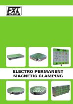 FXL Electro-Permanent Magnetic Clamping Systems