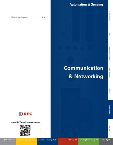 Complete Communications & Networking Catalog