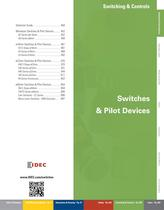 Complete Switch & Pilot Device Catalog