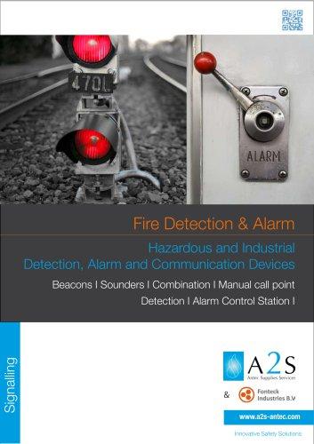 Signalling - Fire Detection & Alarm