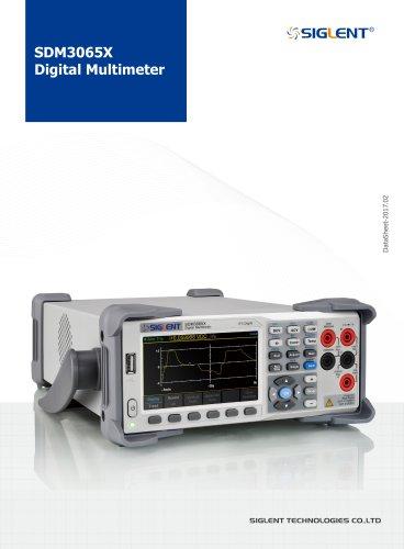 Siglent Digital Multimeter SDM3065X Datasheet