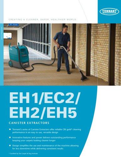 EH1 / EC2 / EH2 / EH5 Brochure