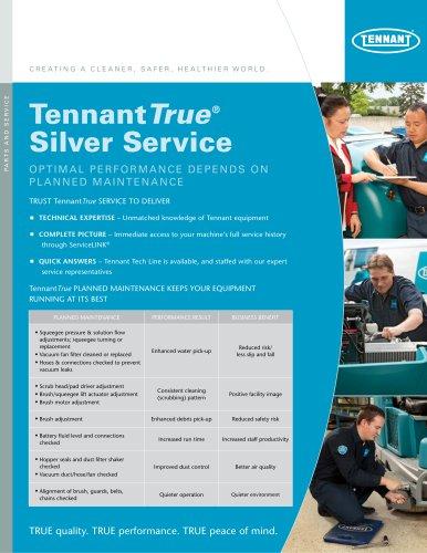 Silver Service Brochure