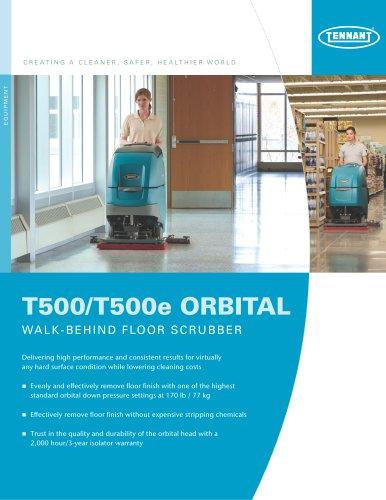 T500 / T500e Orbital Brochure