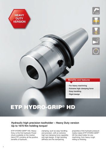 ETP HYDRO-GRIP HD