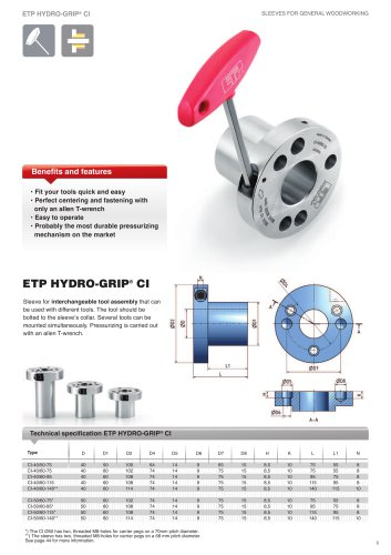 HYDRO-GRIP-CI-PRODUCT-SHEET