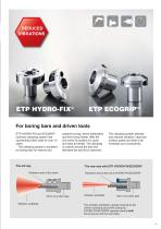 Improve your productivity with ETP HYDRO-FIX® and ECOGRIP - 2