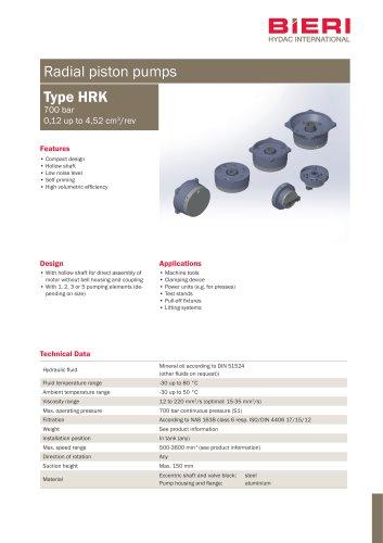 HRK series