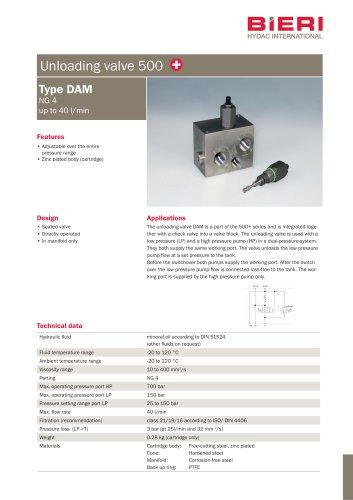 Type DAM