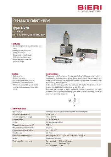 Type DVM