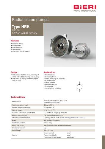 Type HRK
