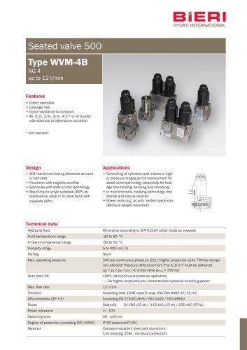 Type WVM-4B