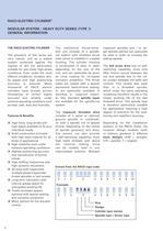 MODULAR SYSTEM - HEAVY DUTY SERIES (TYPE 1) SIZE 4,5,6,7,8 - 2