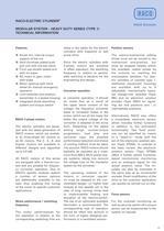 MODULAR SYSTEM - HEAVY DUTY SERIES (TYPE 1) SIZE 4,5,6,7,8 - 3