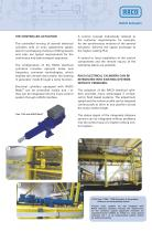 RACO ACTUATION SOLUTIONS FOR CRANE SYSTEMS - 4