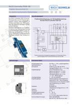 RACO Controller RCM 100 - 3
