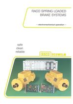 RACO´s Spring Brake Actuator System - The safe solution - 1