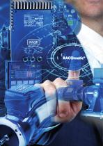 RACOmatic intelligent Electric Actuators Technical Data and Configurations - 18