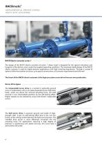 RACOmatic intelligent Electric Actuators Technical Data and Configurations - 6