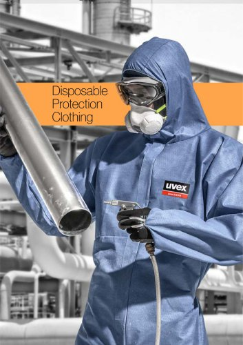 Disposable Protection Clothing