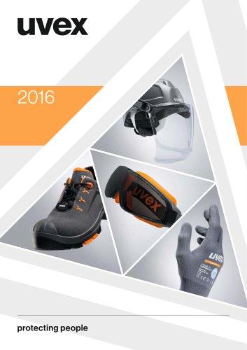 uvex PPE Catalogue