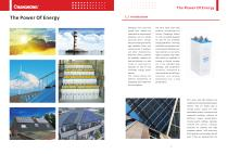 CHANGHONG  Ni-Fe cell  NF-S Series for Solar PV - 2