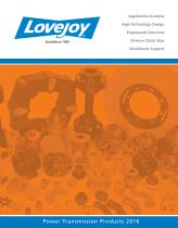 Complete Lovejoy Catalog