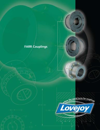 FARR Rigid Couplings