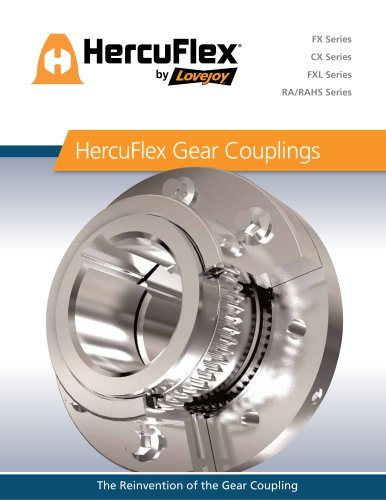 HercuFlex Couplings Catalog