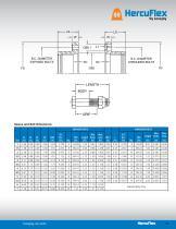 36 mm x 8.4 mm Keyway Lovejoy 69790444832 HERCUFLEX FX Series 44832 FX 5SM Steel Rigid Hub 145 mm Bore 153.2 mm Length Through Bore 260 mm OD