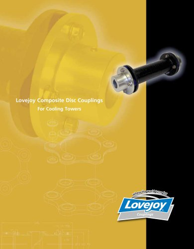 Lovejoy Composite Disc Couplings