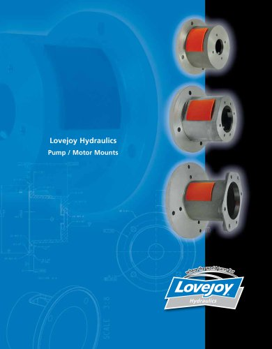 Pump/Motor Mount Catalog