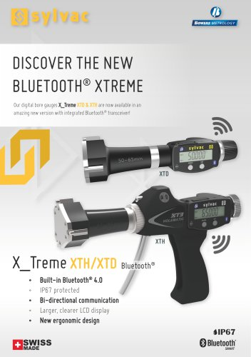Flyer Xtreme Bluetooth