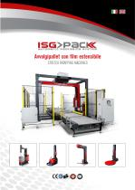 STRETCH WRAPPING MACHINES - 1