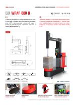 STRETCH WRAPPING MACHINES - 2