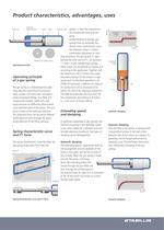 gas springs and dampers for industrial applications - 3