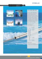 Gas Springs and Dampers for Medical Technology and Rehab Applications - 11