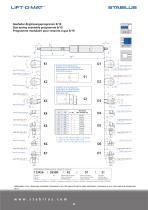 Standard program for gas springs - 24