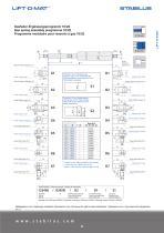 Standard program for gas springs - 25