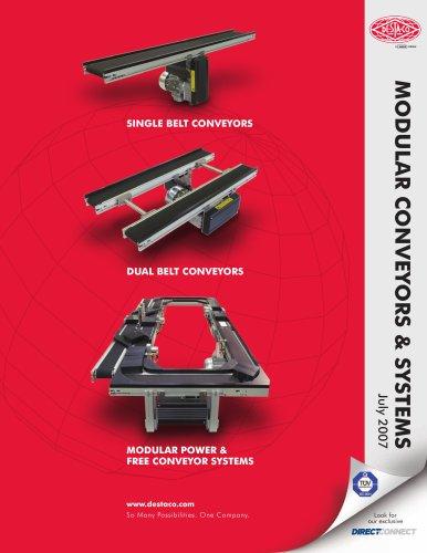 DSC Conveyors Catalog