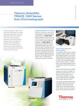 Thermo Scientific  TRACE 1300 Series  Gas Chromatograph