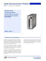 SIM925Octal Four-wire Multiplexer