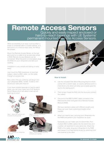 Remote Access Sensor